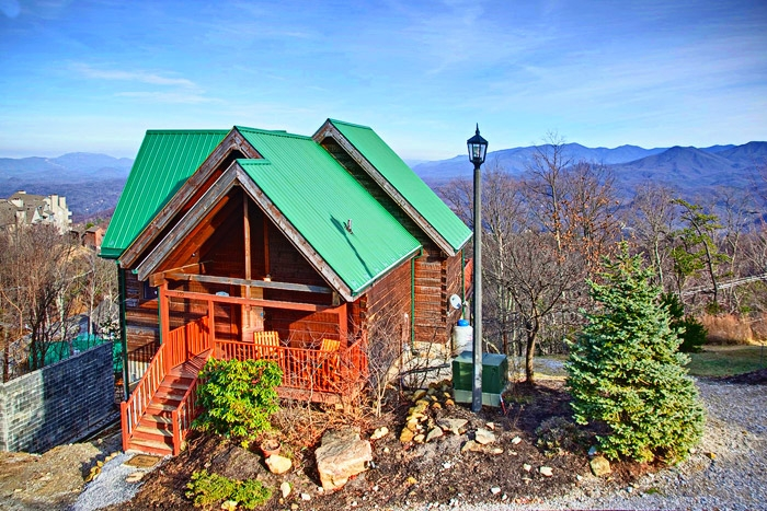 best places to book cabins in downtown gatlinburg tn Cabins Near Downtown Gatlinburg