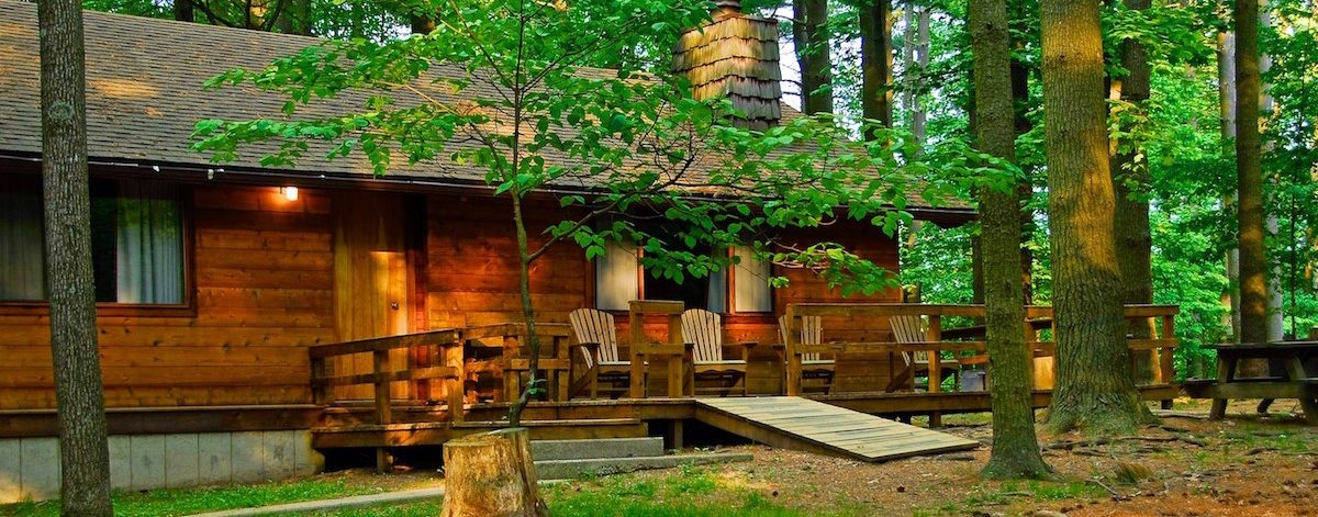 Perfect West Virginia Camping Cabins Gallery