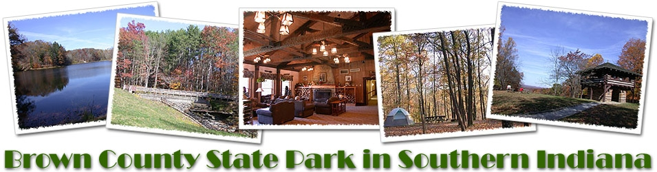 cabins brown county state park indiana Brown County Cabins Pet Friendly
