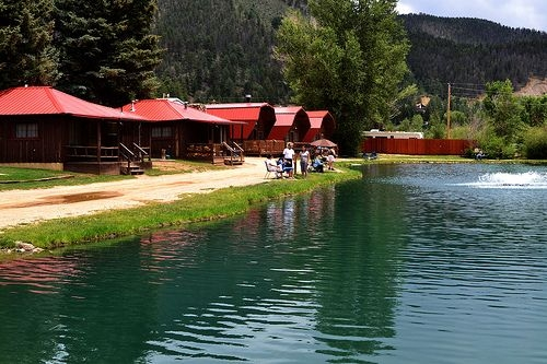 cabins the lake in red river nm red river travel new Cabins In Red River Nm