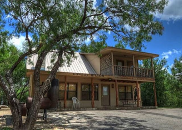 concan tx united states cowboy hilton frio country resort Cabins In Concan Texas On Frio River