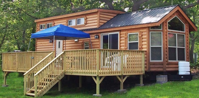 family cabin rentals pleasant acres farm rv resort Campgrounds With Cabins Nj
