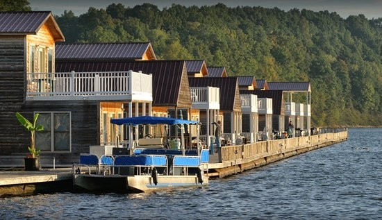 floating cabins picture of green river marina Green River Floating Cabins