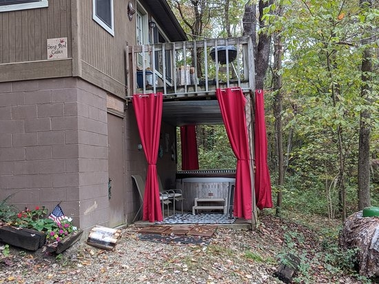 four seasons cabins prices campground reviews ohio Four Seasons Cabins