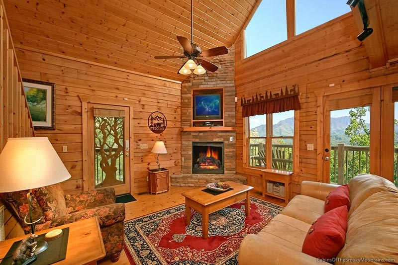 gatlinburg tn cabins smoky mountain rentals from 85 Cabins In Mountains