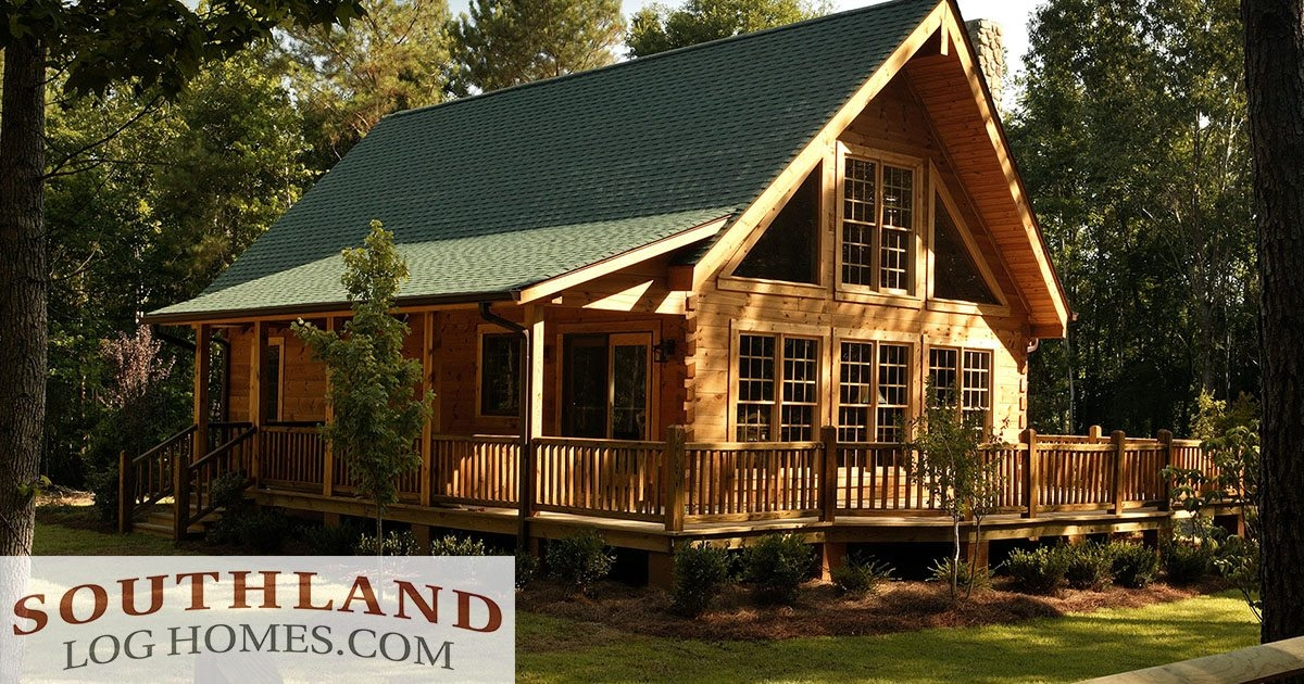 greenville sc log cabin kits southland log homes Cabins In Greenville Sc