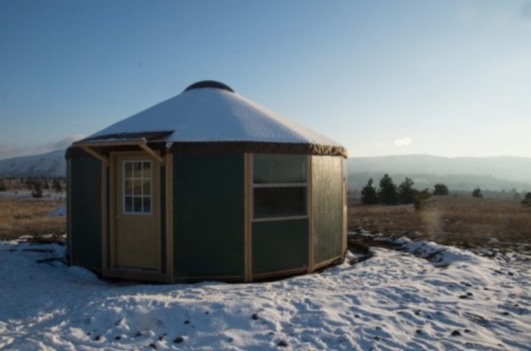 how to build your own freedom yurt cabin gallery freedom Build Cabin Gallery