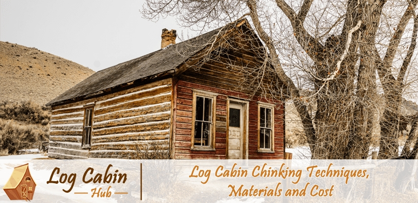 how to chink your log cabin log cabin chinking techniques Traditional Log Cabin Chinking