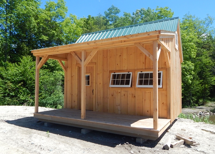 loft cabin kit small cabin with loft jamaica cottage shop Small Cabins With Loft