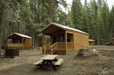 Perfect Lassen National Park Cabins Gallery