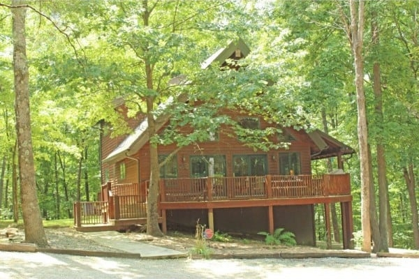 nashville indiana cabin rentals getaways all cabins Brown County Cabins Pet Friendly