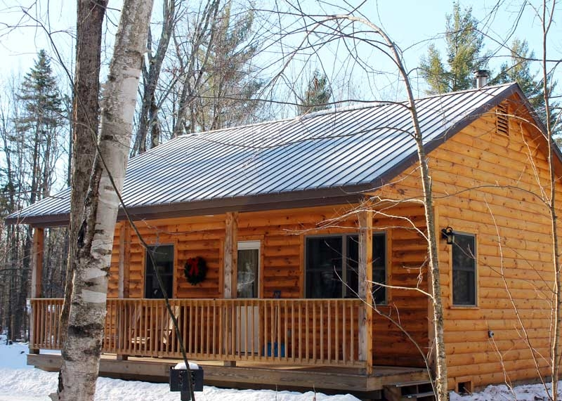 one bedroom cabin perfect for couples sterling ridge resort Sterling Ridge Log Cabin Resort