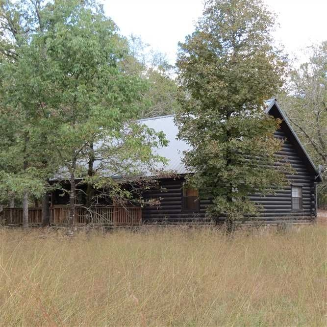 real log cabins x 2 close to hochatown mccurtain county ok Mccurtain County Cabins