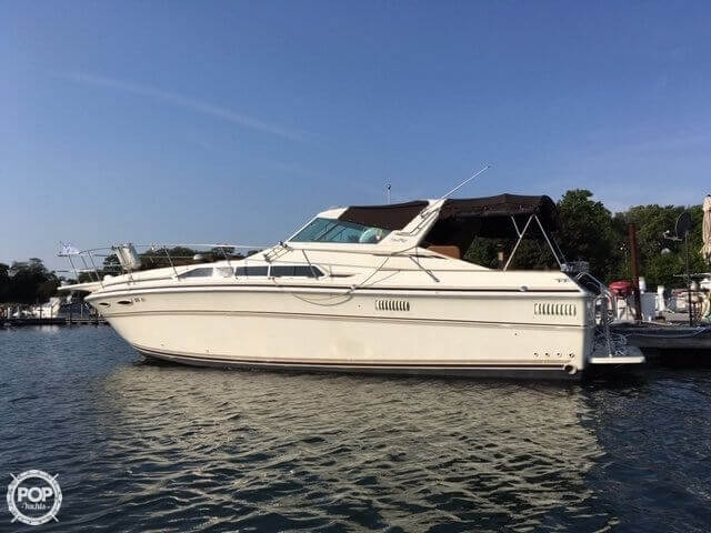 sea ray 360 srv express cruiser for sale in united states of Sea Ray Cabin Cruiser