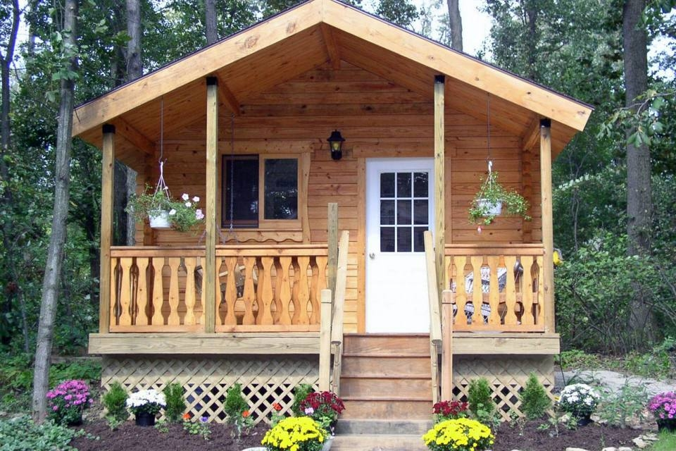 small cabins you can diy or buy for 300 and up Inexpensive Cabin Kits