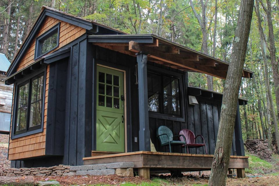 small cabins you can diy or buy for 300 and up Small Cabin Build