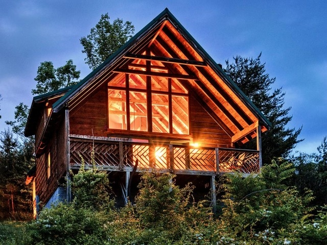 smoky mountain chalet rentals and cabins for rent Log Cabin Rentals In Pigeon Forge Tn