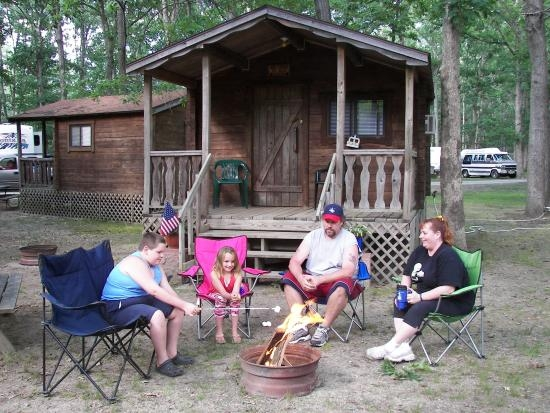 tip tam camping resort prices campground reviews Campgrounds With Cabins Nj