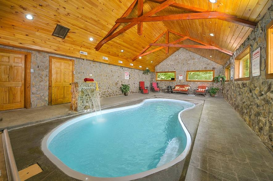 top 4 reasons to spend a winter vacation at our pigeon forge Cabins In Gatlinburg With Indoor Pools