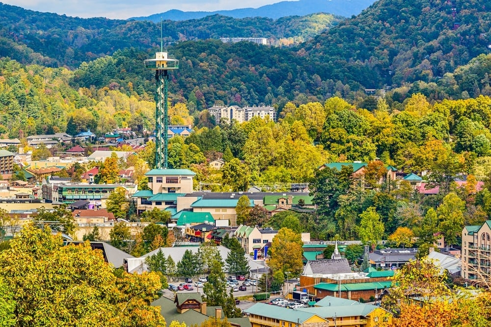 top 5 gatlinburg tn attractions you have to try Cabins Near Downtown Gatlinburg
