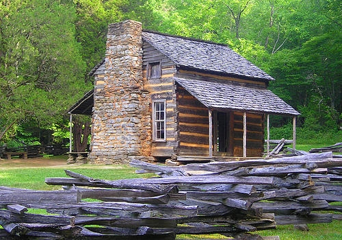 traditional log cabin building methods Traditional Log Cabin Chinking