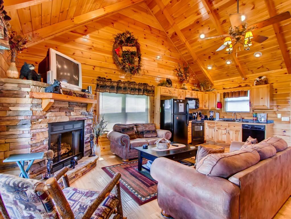 vacation home bear haven cabin sevierville tn booking Cabins In Sevierville Tennessee