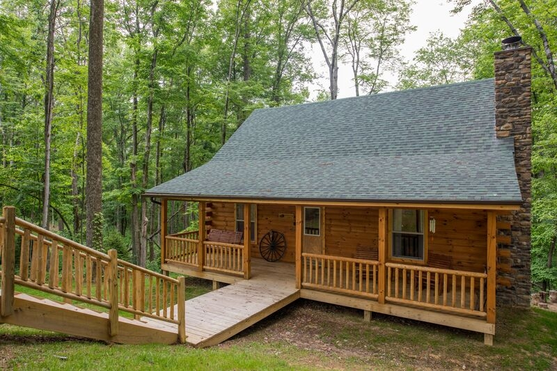 Permalink to 10 Whispering Oaks Cabins Gallery