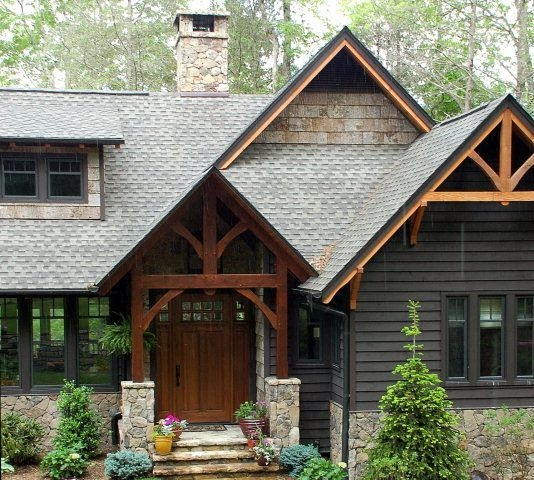 a frame house colors 104 best rustic modern exteriors Log Cabin Exterior Paint Colors