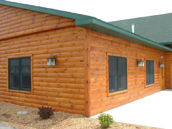 pine cedar trim log cabin trim woodworkers shoppe Log Cabin Exterior Window Trim