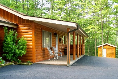 cabins in pigeon forge and gatlinburg caney creek cabin rental Caney Creek Cabins