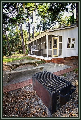 Cozy cabin outdoor playground beach cabin outdoor playground Hunting Island State Park Cabins Designs