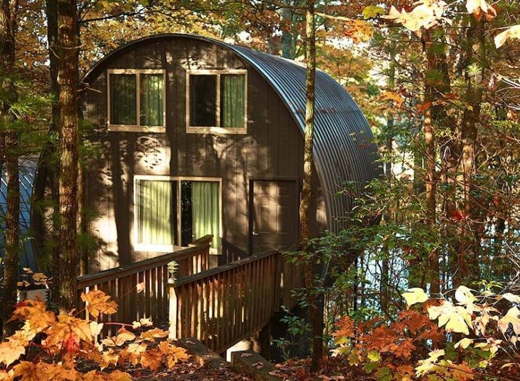 Cozy campgrounds helen ga Georgia State Parks With Cabins Choices