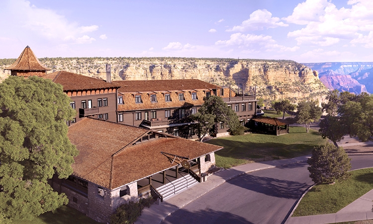 Elegant best grand canyon hotels south rim james kaiser Cozy Cabins At Grand Canyon