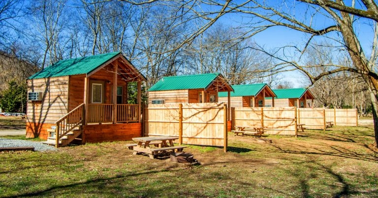 Stylish accommodations hot springs resort spa Hot Springs Nc Cabins Designs