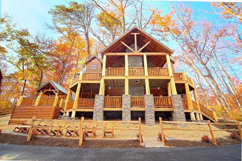 Stylish american patriot getaways pigeon forge cabin rentals American Patriot Cabins