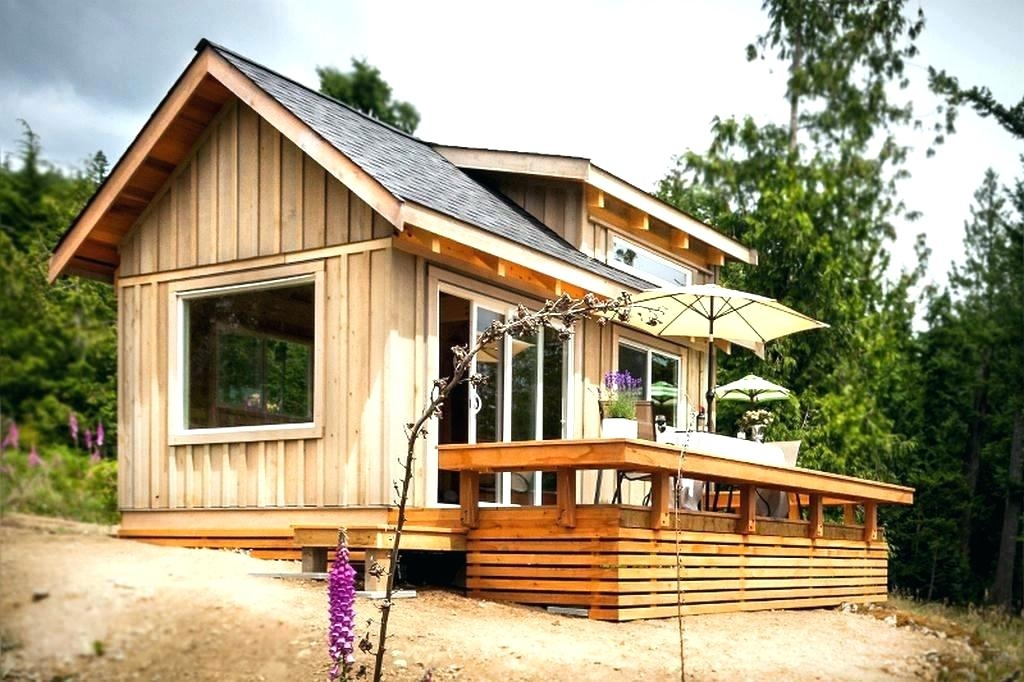 Stylish modern modular cabin cottage home design prefab cabins and Prefab Cabins Colorado Inspirations