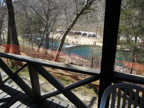 Stylish the view from the cabin picture of roaring river state Roaring River Cabins Ideas