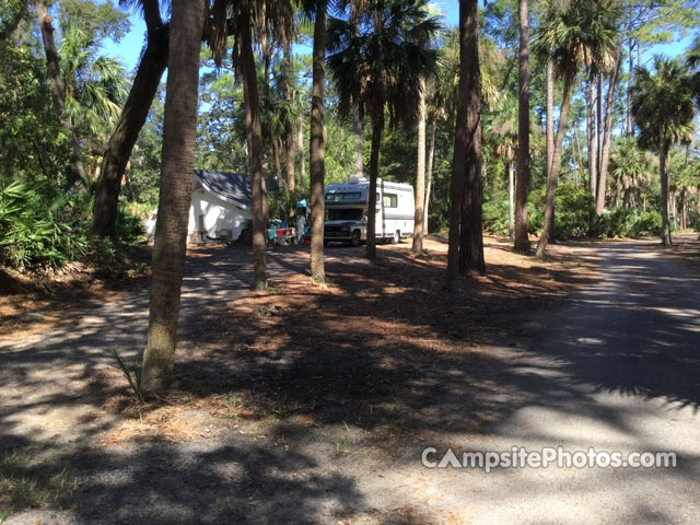Trend hunting island state park campsite photos reservations info Hunting Island State Park Cabins Designs