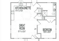 1 bedroom small house floor plans arsyildesignco 1 Bedroom Cabin Plans