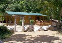1 ozark forest cabin horse camp white river trout fishing White River Cabins