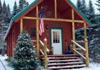 10 cozy cabins for rent in new hampshire new england today New Hampshire Cabins