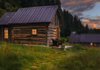 10 rustic log cabins that will make you want to sell your Perfect Rustic Cabin Pictures Ideas