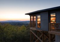 10 unique places to stay the night in shenandoah valley Cabins With Hot Tubs In Va
