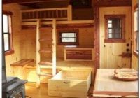 100 tiny house interior ideas tiny cabins cottage Pinterest Cabin Interiors