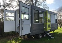 11 shipping container homes you can buy right now off grid Shipping Container Cabin