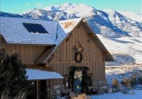 12 dreamy yellowstone cabins you can rent for your next Yellowstone River Cabins