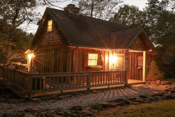 Permalink to Cozy Cabin In Kentucky Ideas