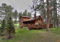 12544 old hill city rd hill city sd 57745   Log Cabin Road Hill City