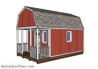 12×20 small cabin plans diy hunting shack myoutdoorplans Hunting Cabin Plans