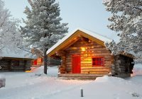 13 cozy cabins nestled in the snow mnn mother nature network Mother Earth Build This Cozy Cabin